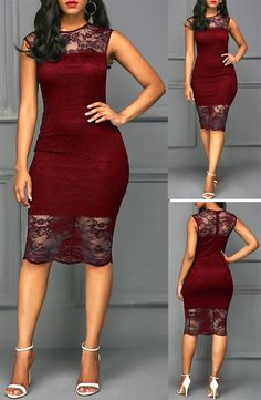 latest african fashion look 649 Sexy Dresses, Elegant Dresses, Cute Dresses, Beautiful Dresses, Dress Outfits, Casual Dresses, Short Dresses, Fashion Outfits, Women's Fashion