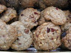 Kochen mit Liebe, aber ohne Gluten!: glutenfreie Cranberry-Chocolate-Cookies