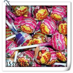 Low Syn snacks