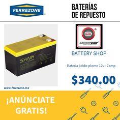 #Ferretería #Batería http://www.ferrezone.mx El mercado ferretero de México Anúnciate #GRATIS