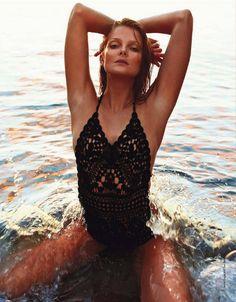 Summer Beauty ( Lace Swimwear )