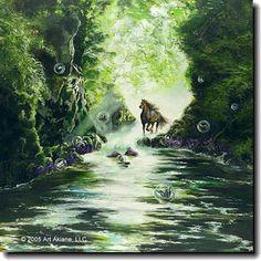 Child Prodigy Akiane Kramarik Paintings - Art Gallery – Art & SoulWorks, LLC