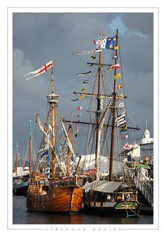 L'Armada de Brest, Bretagne - France
