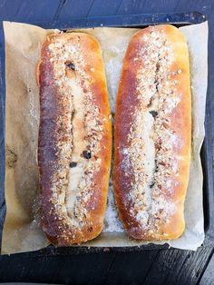 Mandalskringla! Hot Dog Buns, Hot Dogs, Food And Drink, Goodies, Bread, Baking, Dessert, Sweet, Blog