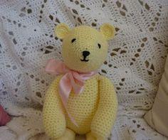 Buttercup Bear soooo cute !!!