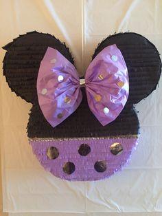 Minnie Mouse Pinata by iPinata on Etsy