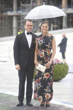 Ruotsin kuningatar Silvia ja kruununprinsessa Victoria jatkoivat Norjan kuninkaallisilla syntymäpäivällä