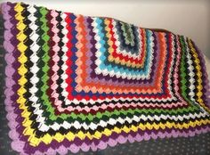Wool Eater Crochet Afghan   put this on the MUST do list!