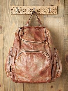 Old Trend Delancy Backpack at Free People Clothing Boutique - StyleSays