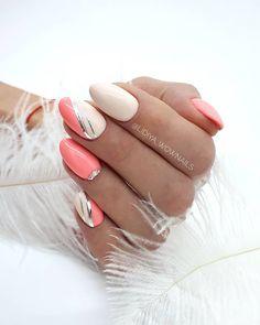Soft Nails, Pink Nails, Angela Jones, Colored Acrylic Nails, May Nails, Gel Nails French, Glitter Gel Nails, Gel Nail Designs, Stylish Nails