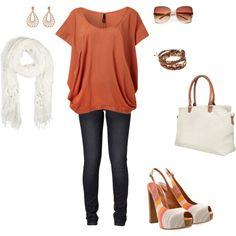 casual, created by njgirl92.polyvore.com
