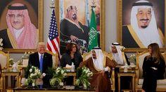 Trumpisme: cum să te duci în Israel după ce ai dat din casă lui Lavrov şi ai bătut palma cu wahhabiştii. popcorn