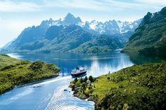 Cruise Noorwegen Hurtigruten   TravelBird