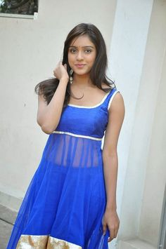Actress Vithika Sheru Latest Cute Hot Exclusive Blue Dress Navel Show Spicy Photos Gallery At Paddanandi Premalo Mari Movie First Look Launch