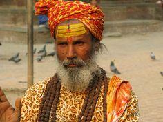 Color en Benarés #PERIPLOS en #India #viajes