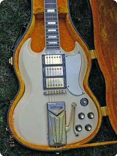 Gibson / Les Paul Custom / 1962 / White / Vintage Guitar
