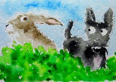 Archy and a Hare