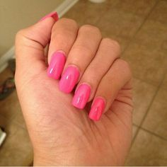 Neon pink Pink Dragon, Dragon Claw, Pink Power, Double Team, Claws, Pretty In Pink, Strong, Neon, Nails