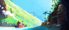 Welcome to Tiki Island!!