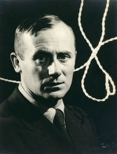 Joan Miró by Man Ray, 1936