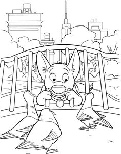 bolt see bird coloring page bolt car coloring pages