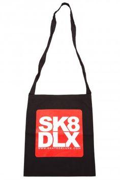 SK8DLX Logo Bag | #skatedeluxe #sk8dlx #beutel #jute #tasche #print
