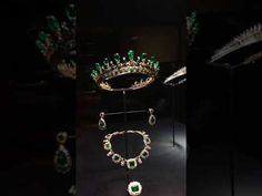 A very personal suite of Queen Victoria's emerald jewels and two tiaras of royal provenance to go on show at Kensington Palace for the first time on 30th March.