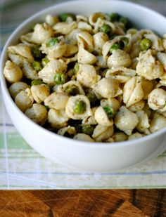 Pesto Pasta Salad - Something different from every other pasta salad you see at a summer get together!