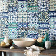 moroccan bathrooms interior designs - Google Search