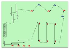 soccer conditioning workouts - Google Search