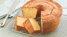 Million Dollar Pound Cake - 101 Best Comfort Food Classics - Southern Living - Recipe:Million Dollar Pound Cake  Just seven…
