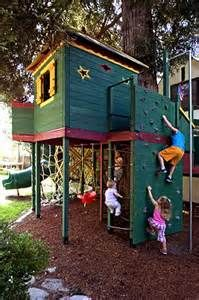 kids treehouse to grow in to