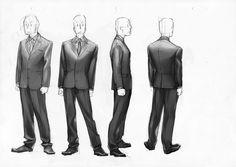 スーツ② スーツの基本について|Memo