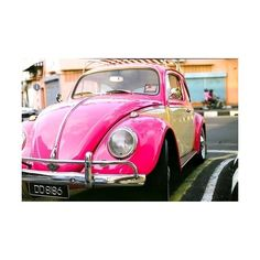 Geek In The Pink ❤ liked on Polyvore featuring backgrounds, pictures, pink, cars and photos