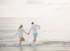 What do you say wetake a quick mental vacay to the beach because, trust us, after you see this dreamy seaside session captured byKT Merry it's probably the only place you'll want to be! Ola + Jeff met through friends at a casual barbecue one afternoon, not knowing that one day they'd be planning to...