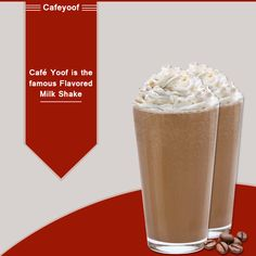 Café Yoof is the famous Flavored Milk Shake, Chocolate milk Shake Store in India. Sudarshan Refreshment Centre, Chawri Bazar, in this is our outlet in India since If you want to Café Yoof Franchise you can contact: Chocolate Milkshake, Flavored Milk, Chocolate Milk Shakes