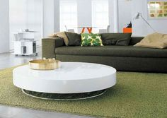 laminate white round coffee table   Back to Post :What are the Best White Coffee Tables?