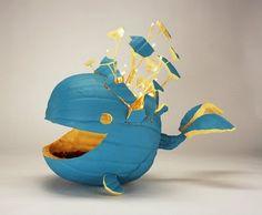 Whale Jack O'lantern
