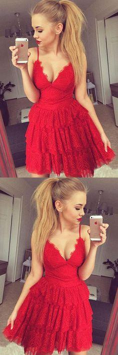 homecoming dresses,short homecoming dresses,cheap homecoming dresses,lace homecoming dresses,red homecoming dresses,