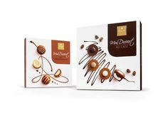 Chocolat Frey Dessert_Packaging Design_by SYNDICATE DESIGN AG #brand #packaging…
