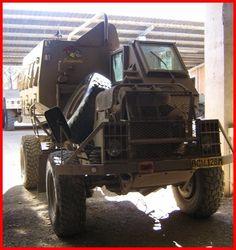 SADF.info Buffel Armoured Troop Carrier