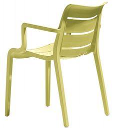 Sunset stoel geel - Scab