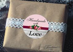 Etiketten - Aufkleber, Sticker, Etikett - ein Designerstück von kissentraeume-original bei DaWanda