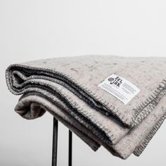 The Seljak Original is a luxurious, durable blanket for adventuring and homemaking, and everything in between. Because each blanket is made with offcuts, reflecting the production run before it, they are truly unique and may vary slightly in colour and texture.
