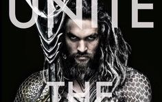 Not sure how I feel about Jason Mamoa playing Aquaman but I am going to enjoy the view while I decide.