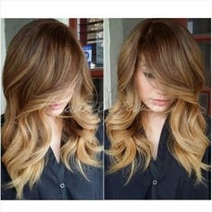 Beautiful Balayage Ombre