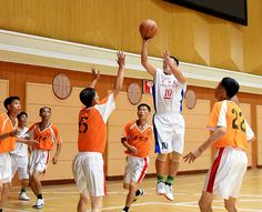 전국로동자롱구경기대회 진행 National Workers Basketball Contest Held​