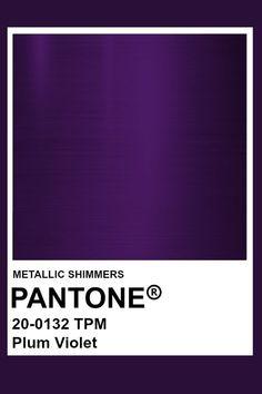 Pantone Colour Palettes, Purple Color Palettes, Purple Hues, Pantone Color, Deep Purple, Color Of The Week, Color Of Life, Art Furniture, Colors