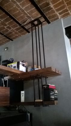 Mueble tirantes pinotea