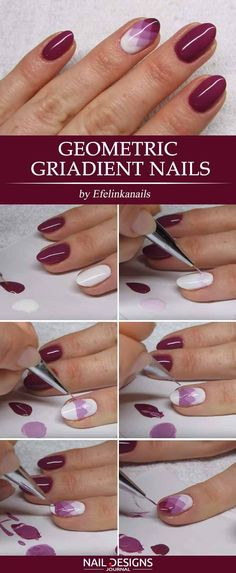 Want some easy nail designs to do at home and stop spending money at nail salons? We will show you how to create them in few steps! #naildesignsjournal #nails #nailtutorials